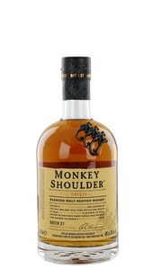 Monkey Shoulder - Blended Malt Whisky
