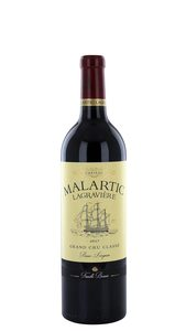 2017 Chateau Malartic-Lagraviere rouge